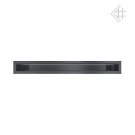 Kratka wentylacyjna LUFT SF 60x600 mm - kolor grafitowy