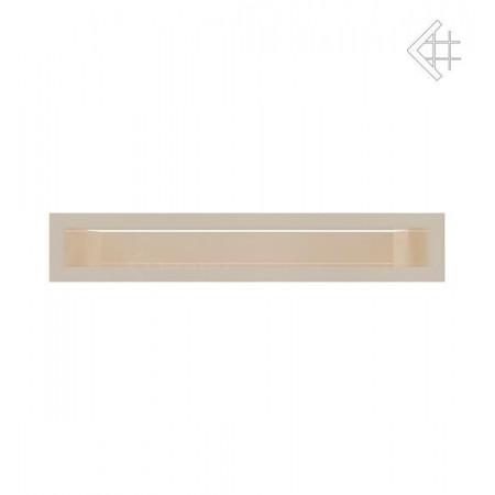 Kratka wentylacyjna LUFT SF 60x400 mm - kolor kremowy