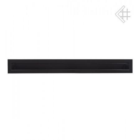 Kratka wentylacyjna luft 60x800 mm - kolor czarny