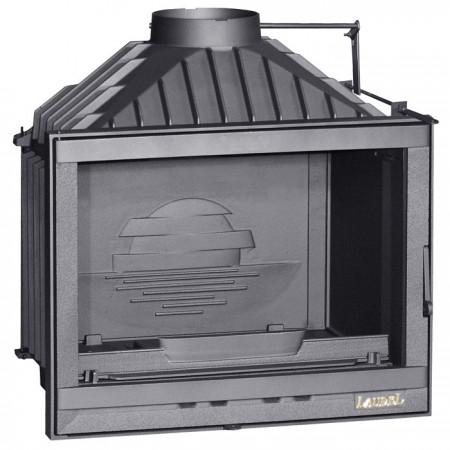 LAUDEL 700 COMPACT z szybrem, doprowadzenie powietrza