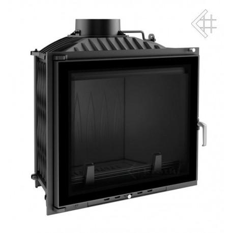 Wkład kominkowy Felix 16 kW + dolot + glass