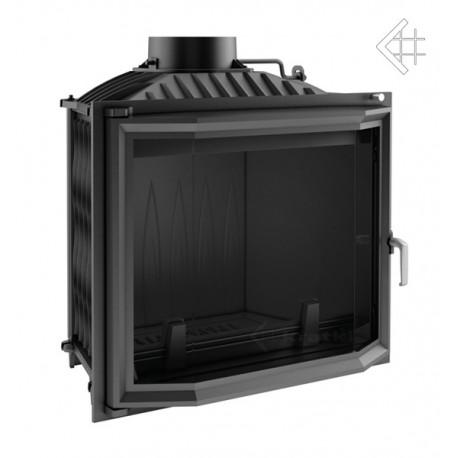 Wkład kominkowy Felix 16 kW pryzmatyczny + dolot