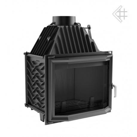 Wkład kominkowy Zuzia 16 kW pryzmatyczny