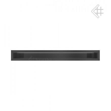 Kratka wentylacyjna LUFT SF 60x600 mm - kolor czarny