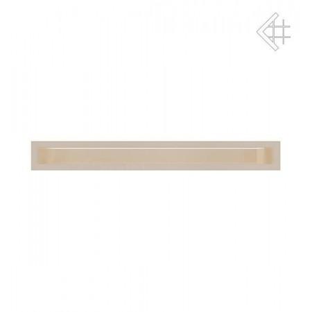 Kratka wentylacyjna LUFT SF 60x600 mm - kolor kremowy