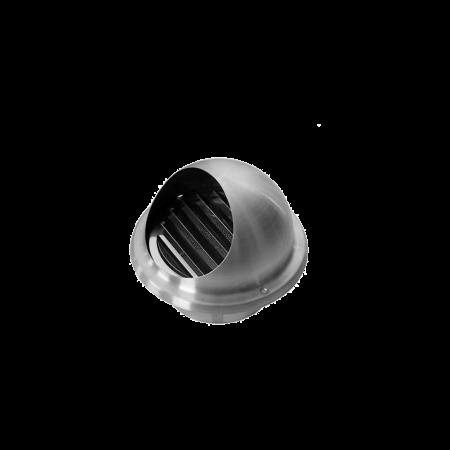 czerpnia wyrzutnia ścienna okrągła fi 125