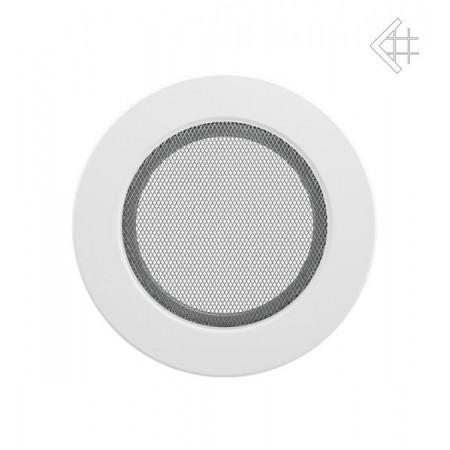 Kratka okrągła fi 125 biała