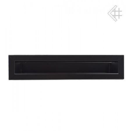 Kratka wentylacyjna luft 60x400 mm - kolor czarny