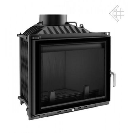 Wkład kominkowy Eryk 12 kW + dolot + glass
