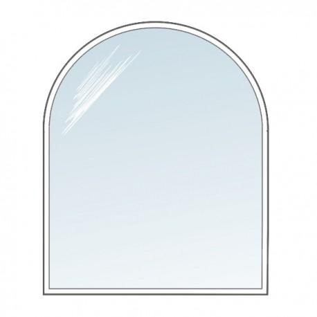 Podstawa szklana półokrągła 1000x1200mm